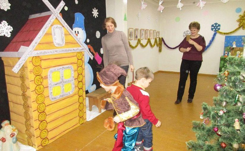 В дни новогодних каникул Кораблинский краеведческий музей встречал детей и взрослых