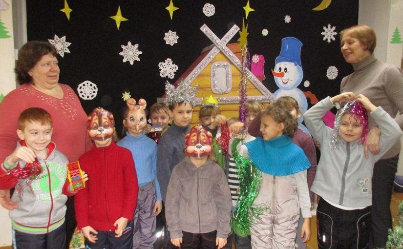 В Кораблинском краеведческом музее по православной традиции прошла Рождественская ёлка