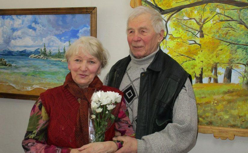 23 марта, в преддверии дня работника культуры, в Кораблинском краеведческом музее состоялось открытие выставки живописи Агеевой Ирины Константиновны