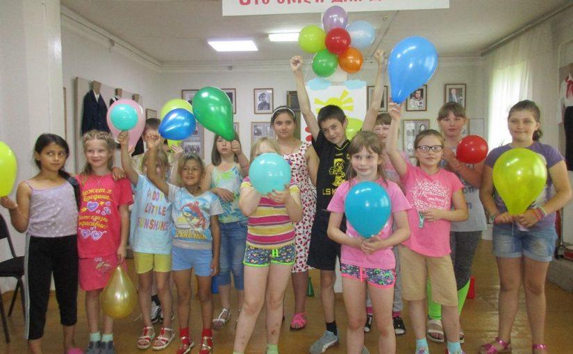 Кораблинский краеведческий музей провел спортивное мероприятие «Сто затей для друзей».