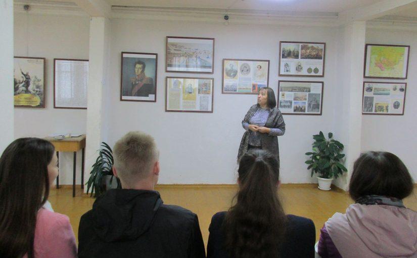 В Кораблинском краеведческом музее открылась выставка «М.Д. Скобелев. Полководец, Суворову равный»