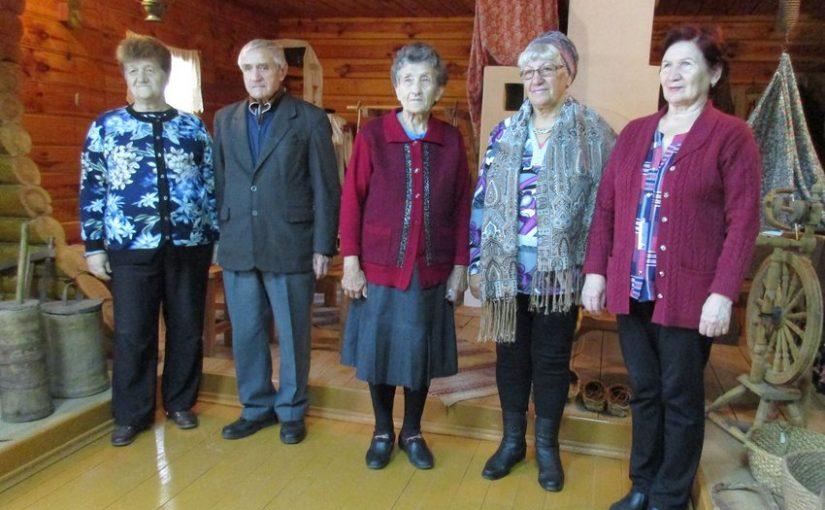 Кораблинский краеведческий музей по традиции встречал пожилых людей