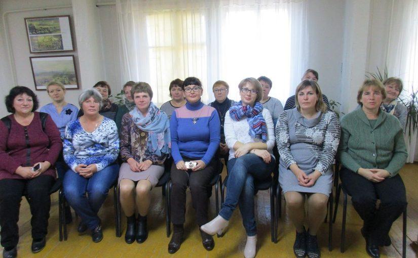 Кораблинский краеведческий музей принял работников сельских библиотек Кораблинского района