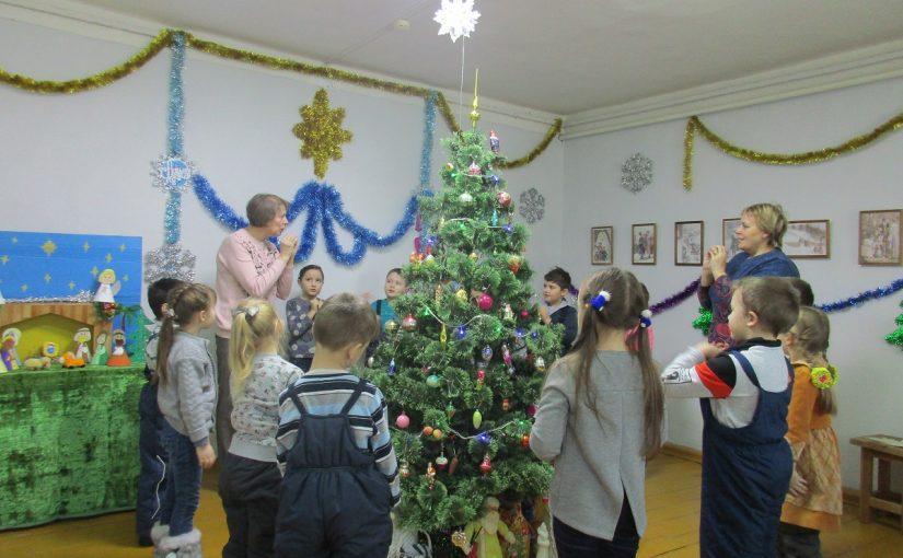 Рождественский праздник «Добрая сказка для детей»