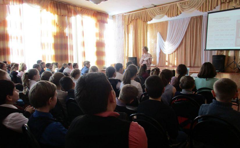 Информационный час «Твои герои, Ленинград»