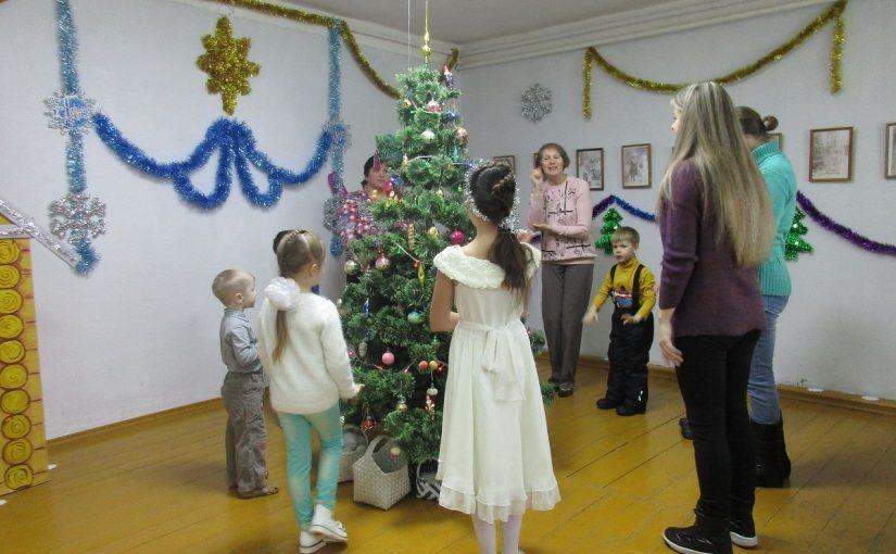Утренник для детей «Развесёлый Новый Год»